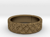 Celtic Knotwork Ring Small 3d printed