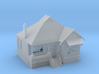1:87 HO Australian Federation House Design 02 3d printed