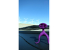 Star Map Kid 3d printed Purple Strong and Flexible