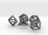 Platonic Solids Set 3d printed