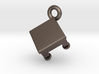 Agility Table Zipper Charm 3d printed