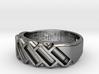 US10 Ring XVII: Tritium 3d printed