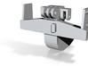 SCHWANENHALS_MODULETIEFLADER_TEIL2 3d printed