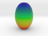 DRAW HC ornament - color pattern B 3d printed