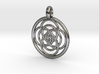 Iocaste pendant 3d printed
