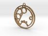 Romana - Necklace 3d printed