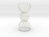 Spiral Globe Column 3d printed