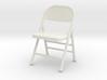 1:24 Folding Chair 3d printed