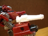 Sunlink - 3mm: Hot Rod Gun 3d printed