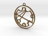 Krystina - Necklace 3d printed