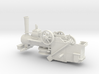 1005-0 Fowler Plough  Engine Body 1:43.5 O Scale 3d printed