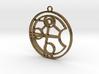 Jasmin - Necklace 3d printed