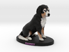 Custom Dog Figurine - Harry 3d printed