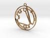 Cassaundra - Necklace 3d printed