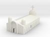 1/600 Church (Eastern Orthodox) 3d printed