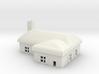 1/600 Village House 3 3d printed