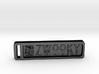 ZWOOKY Keyring 34 rounded 5cm 4.5mm 3d printed