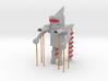 Model Robot 3d printed