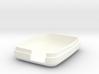 MetaWear Cube Slim Bottom - Short 3d printed