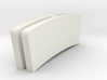 Gravely Snowblower Chute Glide - Part No. 10580 3d printed