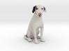 Custom Dog Figurine - Frank 3d printed