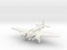 Caproni Ca.314B 6mm 1/285 3d printed