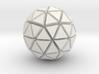 Tri-Ico-Sphere 3d printed