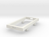 Gn15 small 6ft wagon chassis 3d printed