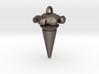 Flower Pendulum 3d printed