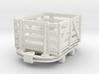 1:35 or Gn15 small skip based slat dropside wagon 3d printed
