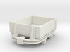 1:35 or Gn15 small skip based lowside wagon 3d printed