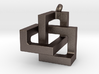 Cubic Trefoil Knot 3d printed
