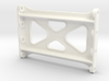 "3/4"" Scale USRA Frame Crosstie 3d printed"