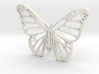 Butterfly 2 wall stencil 5.5cm 3d printed