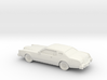1/87 1974 Lincoln Mark IV 3d printed