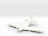 A-1 Skyraider-1/700 (Qty.1) 3d printed