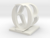 Two way letter / initial B&O 3d printed