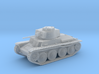 VBA Light tank LT vz.38 - Panzer 38(t) - 1/100 3d printed