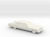 1/87 1975 Cadillac Fleetwood 75 Strech Limosine 3d printed