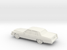 1/87 1977 Cadillac Fleetwood Brougham 3d printed