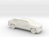 1/87 2014 Chevrolet Silverado Crew Cab 3d printed