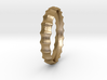 MODEUS Sea Designer Jewelry Ring 3d printed