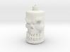 Skull Ornament 3d printed