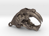 Skull of a saber-toothed Cat 3d printed