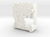 Crank Case Bottom _ Part2of3 _ by Dallas Good 3d printed