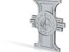 Ridged Rosette Adeptus Mechanicus V2 3d printed