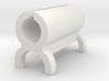 laser holder for nerf jolt 3d printed
