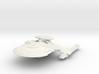 Kongo Class CruiserII (with Weapon Pod) 3d printed