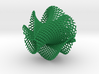 5x3 ribbon on hypersphere 3d printed