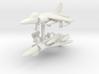 1/285 AV-8B Harrier II (x2) 3d printed